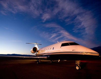 When Flying Your Family to Al-rama, Consider Private Jets