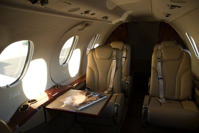 Guidelines To Be Followed In A   Chartered Private Jet