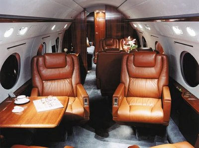 Guidelines To Be Followed In A Stechow-Ferchesar  Chartered Private Jet